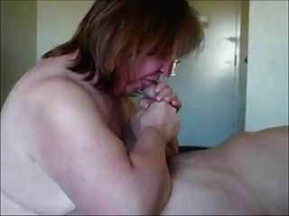 Pounding Some Old Ass Pussy