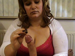 Milf With Big Boobs Tease And Denial