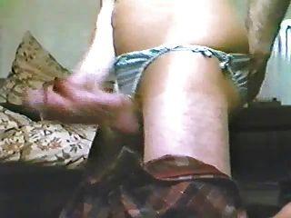 Cumming In My Plaid Skirt