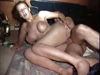Drunk wife gangbang