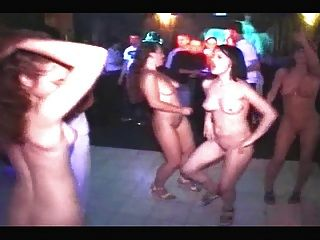Nude Night Club Dancers 1