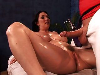 Massage And Clothed Sex