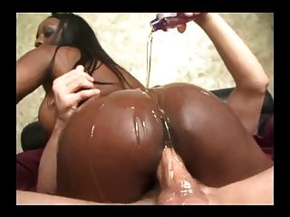 Sexy Big Blak Butt Anal Sex Awsome