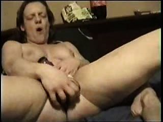 Omegle 85 girl continues cumming after i cum 2