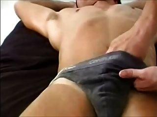 Big Cock Having An Hand Job