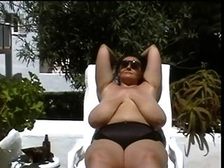 Giant Titts Granny R20
