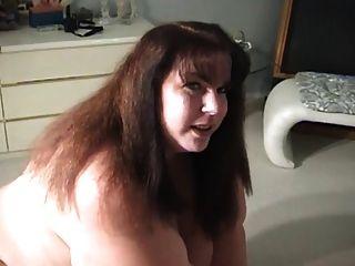 Brie Brown Dildo Playin