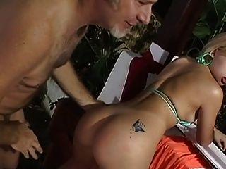 Old Jake Fucking A Brazilian Girl