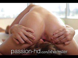 Passion-hd Belle Knox Masturbates Then Gets Fucked