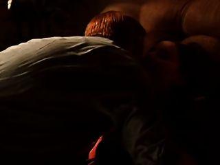 Elisha Cuthbert Gets Topless In He Was A Quiet Man