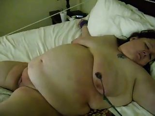 Freaks Of Nature 130 Fat Granny Spanking