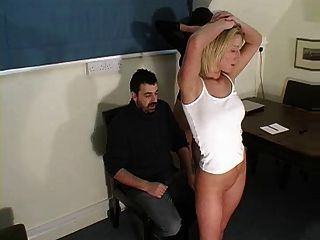 spanking auditions
