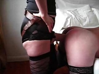Fucking His Ass