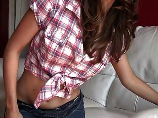 Country Girl Strip Tease
