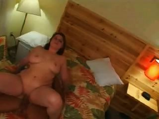 Horny Fat Chubby Ex Gf Riding Cock And Getting Cum On Tits