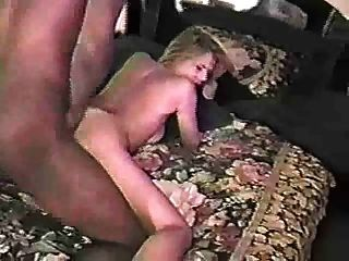 Sexy Amateur Interracial Blonde Sex With Chocolate Dude