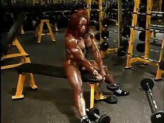 Amazing Girls With Muscles