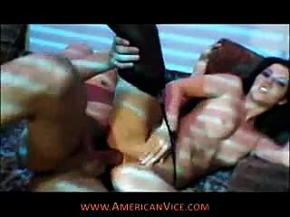 Whore Is Gagged And Rabbit Fucked Up The Butt