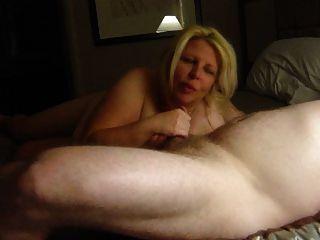 Andrea Lea Sucking And Fucking!