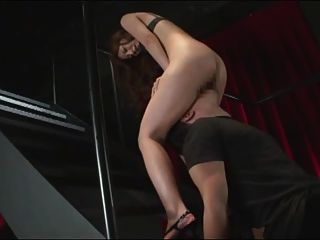 Jap Girl Has Her First Facesit Experience (censored)