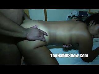 Big Buddha Fucks Brazilian Thick Booty Hoe