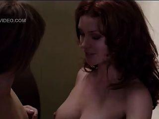 Heather Vandeven And Mia Presley In Bed
