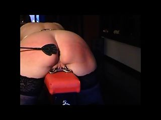 Whipped, Paddeled And Fucked The Ass Of My Slave