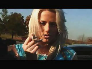 Smoking Fetish Carly # By Smoker58