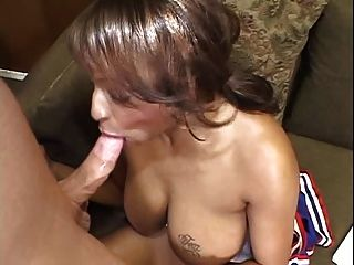 Carmen Hayes Cheerleader Sloppy Blowjob