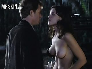 Katie Holmes Gets Choked And Rips Her Clothes Off!