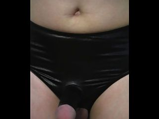 Fabulous Handsfree Orgasm In Latex