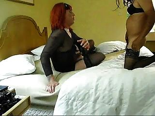 Nikki Riding Cock
