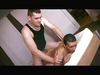 Skinhead master fucks his boycunt 3