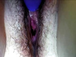 Her Oozing Wet Orgasm