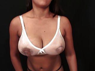 image Lactamanija busty babe toying her tight wet pussy