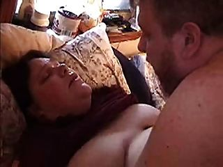 Bbw Wife Getting Fucked & Titty Cumshot