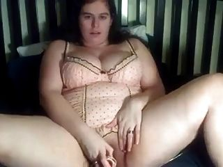 Bbw Milf With Big Tits Cumming