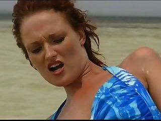 British Slut Donna Marie Gets Fucked In The Sea