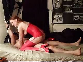 Dude Gets Bound And Fucked