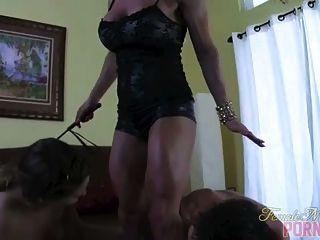 Ashlee Chambers - Muscle Mistress