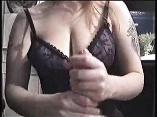 Great Tits Handjob