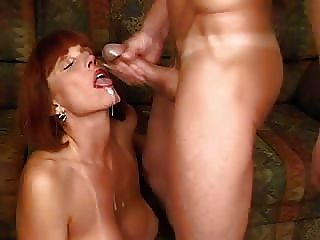 Hot ebony breast