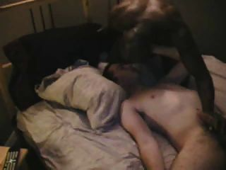 Zoe matthews enjoys tugging hard on a black dick 6