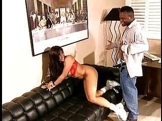 Hottest Ebony Pornstar Persia