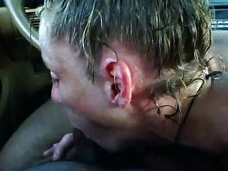 Blonde gets caught resulting in duo orgasm - 1 part 3