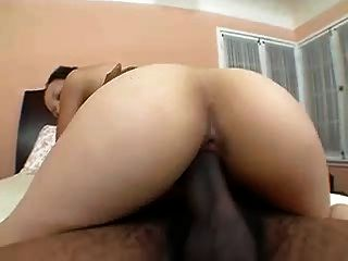 Slut Alicia Meets The Black-bull