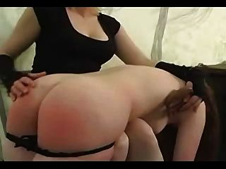 Over Her Knee Then Racked