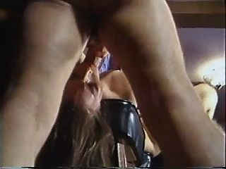Barkeeper John Holmes And Friend Serving Horny Girl