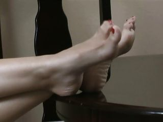 Foot Fetish Model 2