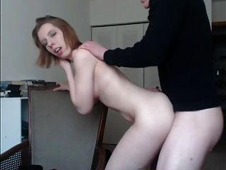 Foxyjenny89 Fucks On The Office Chair